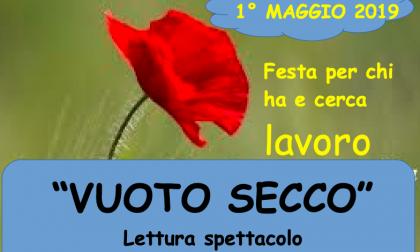 """Camogli, domani lettura spettacolo """"Vuoto Secco"""""""