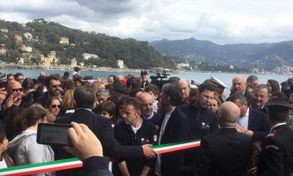 Restituita a liguri e turisti la strada di Portofino