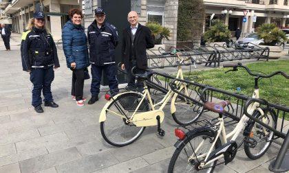Chiavari: nuove rastrelliere e check up cittadino degli stalli biciclette e motocicli