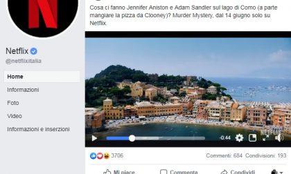 Sestri Levante e Santa Margherita Ligure nel film con Jennifer Aniston