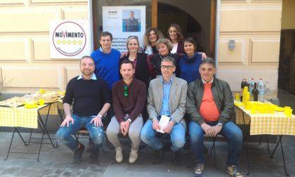 Lunedì 29 aprile presentazione della lista del MoVimento 5 Stelle guidato dal candidato sindaco Daniele Di Martino