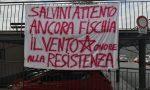 Striscione contro Salvini a Uscio, rintracciato l'autore