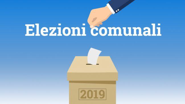 Elezioni comunali 2019: dacci la tua opinione