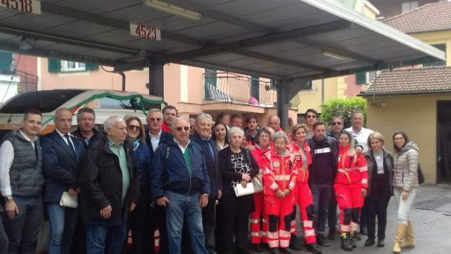 Rapallo, un nuovo mezzo per i disabili grazie ai &#8220&#x3B;Progetti del Cuore&#8221&#x3B;