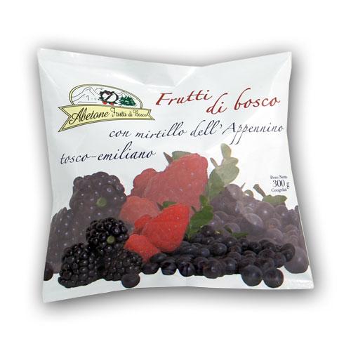 Rischio epatite A, ritirati frutti di bosco congelati. In evidenza