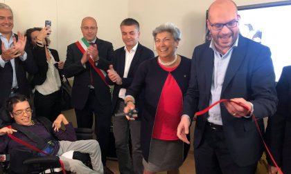 Centro Benedetto Acquarone, inaugurata nuova sala dell'Area della disabilità