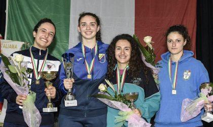 Chiavari Scherma, Alice Cassano terza alla prova di Coppa Italia assoluta nazionale ad Ancona