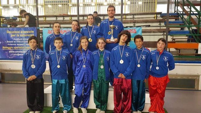 Gli atleti del CSDO 2000 di Lavagna  vincono agli interregionali