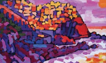 """""""La Liguria nei miei colori"""": la mostra di Crovetto"""