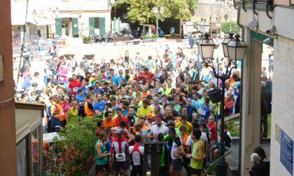 A Zoagli grande successo per la 41ma edizione della marcia dei 5 campanili