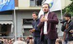 Rapallo, oggi l'arrivo dell'onorevole Riccardo Molinari