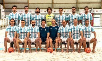Nasce la Virtus Entella Beach Soccer