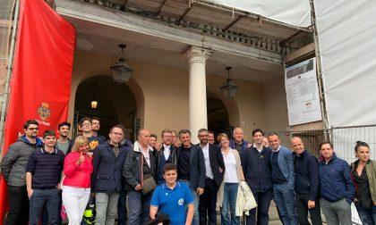 Bagnasco stravince a Rapallo e spazza via l'opposizione