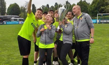 Winners Cup, medaglia di bronzo per i giovani pazienti del Gaslini