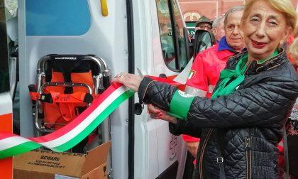 Castiglione Chiavarese, gli abitanti si mobilitano e acquistano una nuova ambulanza per la Croce Verde