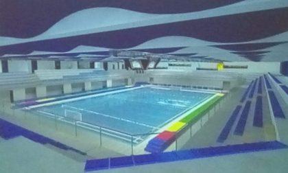 Carlo Gandolfo: «Con la piscina da 1.400 posti Recco si conferma città dello sport»