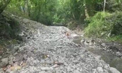 Materiale lapideo prelevato dal San Siro per ripascimenti delle spiagge