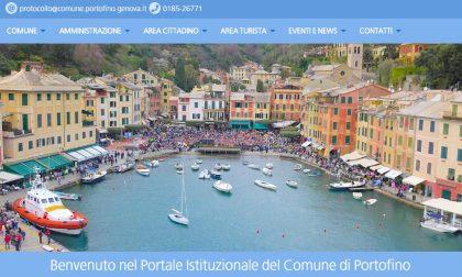 Nuovo sito per il Comune di Portofino