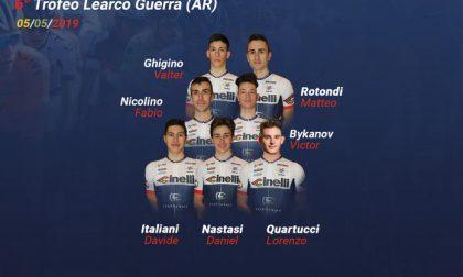 Il team Cinelli domenica in Toscana al 6° Trofeo Learco Guerra
