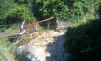 Camogli, al via i lavori sul Rio Migliaro