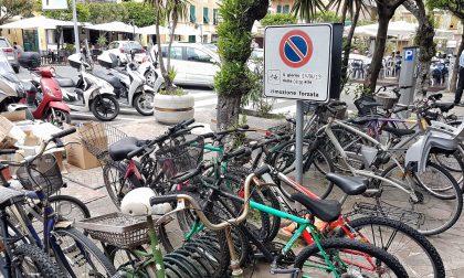 A Lavagna verranno rimosse le biciclette abbandonate