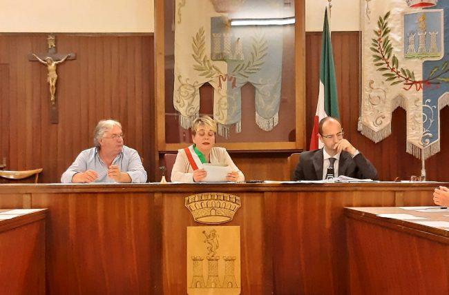 Ne, primo consiglio comunale per Francesca Garibaldi
