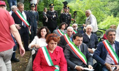 """Stamani la cerimonia commemorativa in onore del partigiano """"Bisagno"""""""