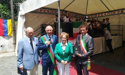 Giornata degli italiani all'estero a Favale