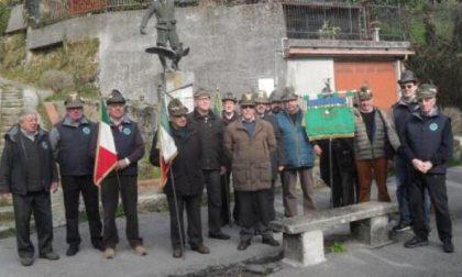 Lumarzo, il Gruppo degli Alpini in festa