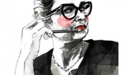 Allo spazio Mec, Raffaella Vernazza disegna Valeria Corciolani