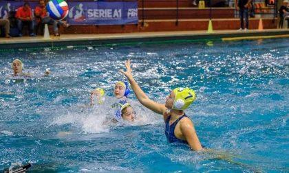 La giocatrice Sofia Giustini rinnova con il Rapallo Pallanuoto