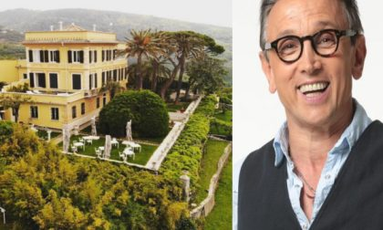 """""""4 Hotel"""", Bruno Barbieri premia Villa Riviera"""