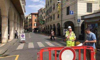 Riqualificazione per piazza Roma