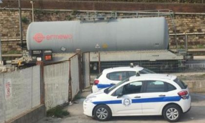 Il caso del vagone merci deragliato a Rapallo approda in Regione