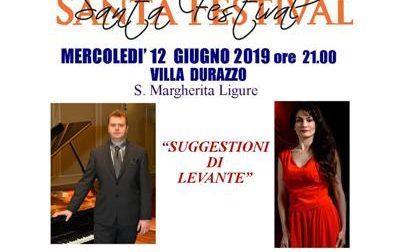 Omaggio all'Opera a Villa Durazzo