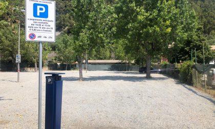 Aperto da stamattina il nuovo parcheggio in zona Torriglia