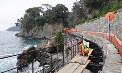 Passarella Paraggi – Portofino e lavori pubblici a Santa Margherita, il punto
