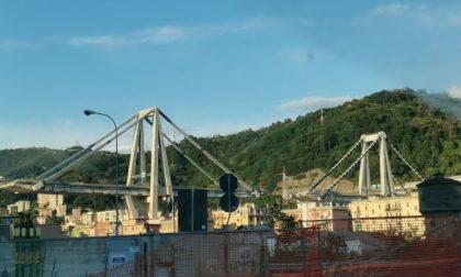 Demolizione ponte Morandi, venerdì 28 giugno chiusa una parte di autostrada