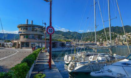 Il porto di Rapallo è chiuso