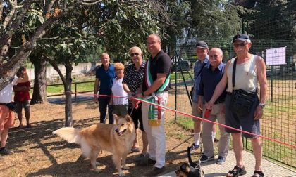 Inaugurato a Chiavari un nuovo dog park a disposizione dei cittadini