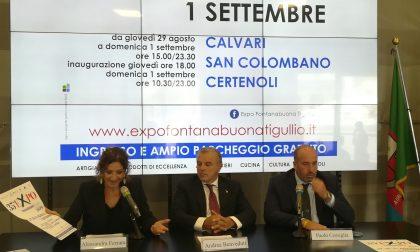 Il 29 agosto ritorna l'Expo Fontanabuona Tigullio