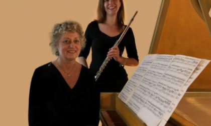 Ruta, oggi concerto per clavicembalo e flauto