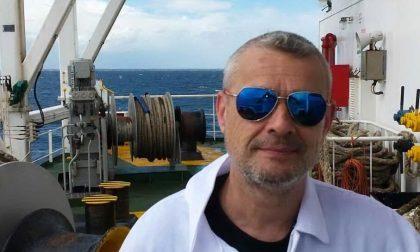 Esplosione in nave, muore il lavagnese Roberto Monteguardia