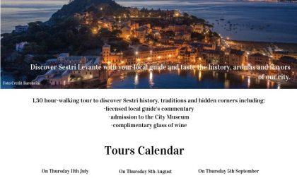 """Il MuSel di Sestri Levante presenta il """"Sunset Discovery Tour"""""""