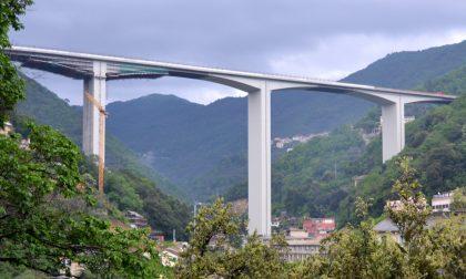A12, viadotto Burchi si riduce di 1 metro
