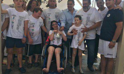 Sport e solidarietà, Jet Sky Therapy ad Albissola