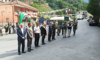 A Favale gli Alpini festeggiano sessant'anni di attività