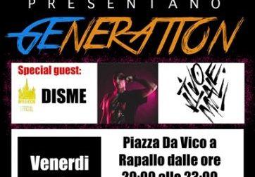 Stasera contest rap a Rapallo