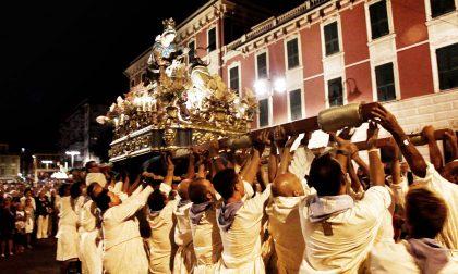 Lavagna, festa della Madonna del Carmine