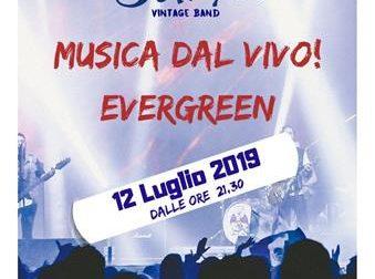 """Sul Belvedere Luigi Tenco esibizione del Gruppo """"Surya"""""""